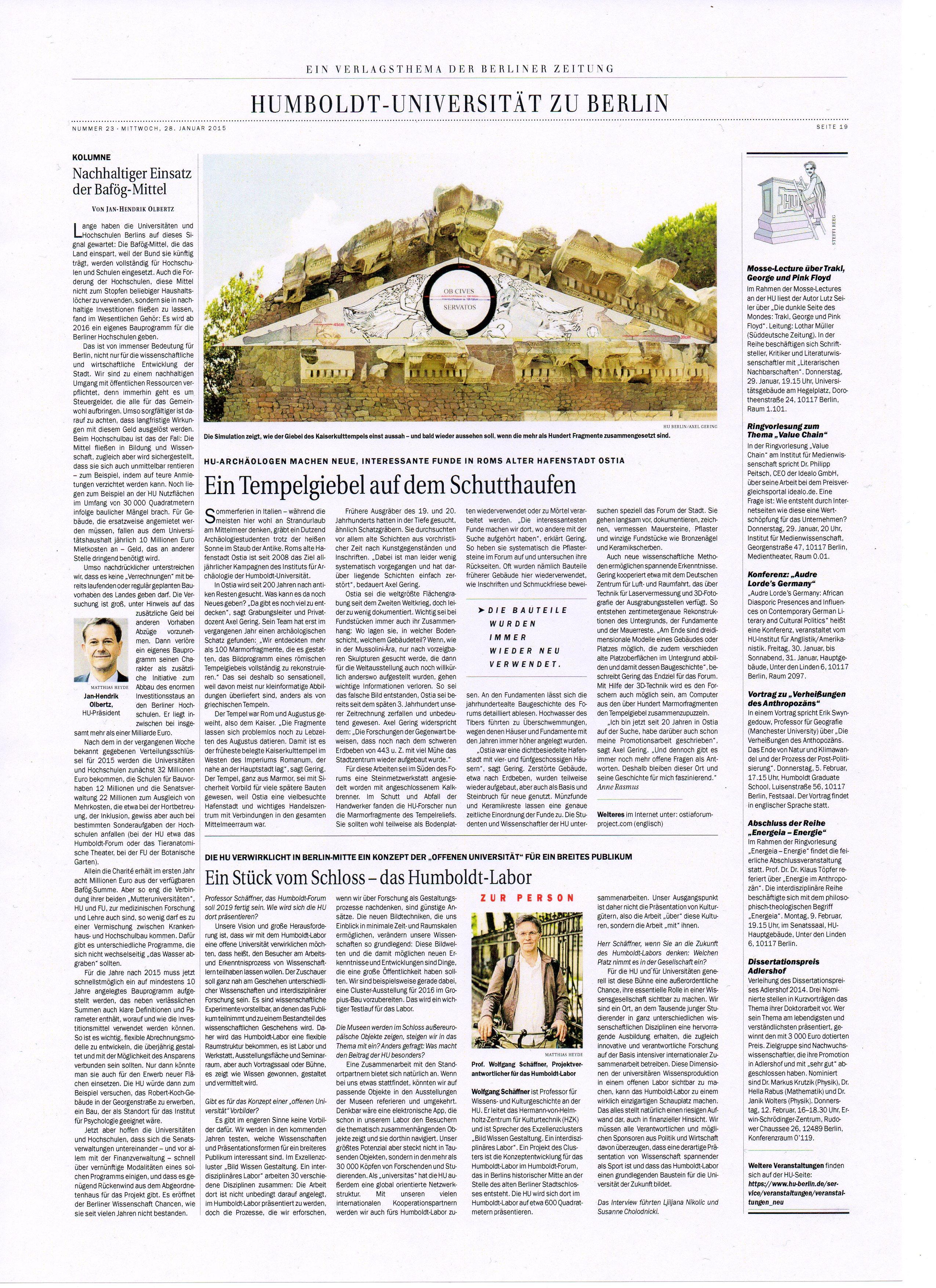 Berliner Zeitung 0 besser