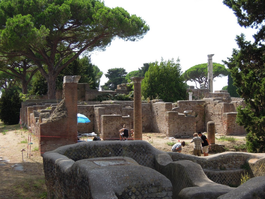 Fig 19 GERING Forum Ostia