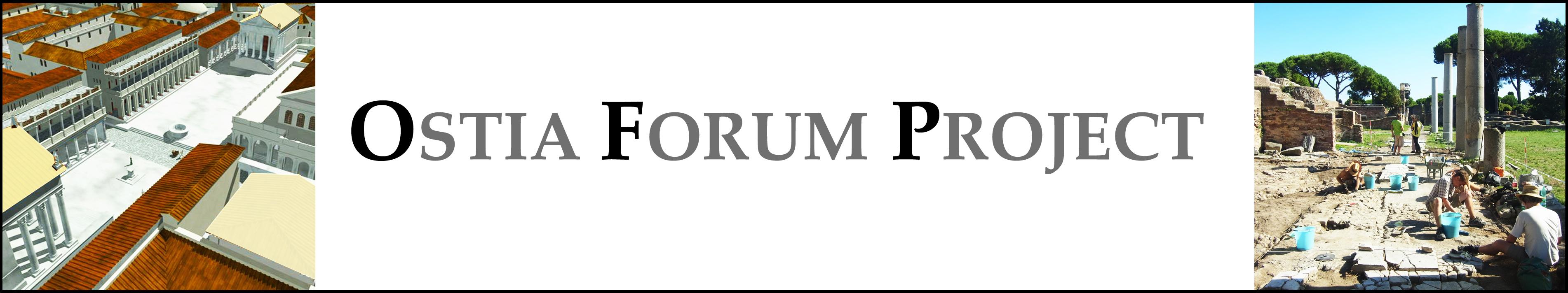 Ostia Forum Project